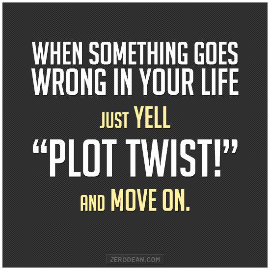 Control the Plot Twist