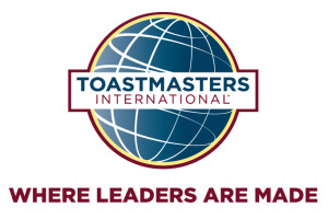 Toastmasters International featuring Annemarie du LeBohn