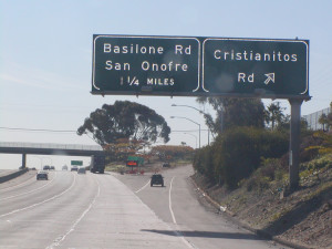 Christianitos Exit