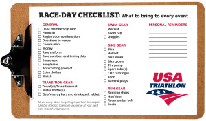 USAT Check List